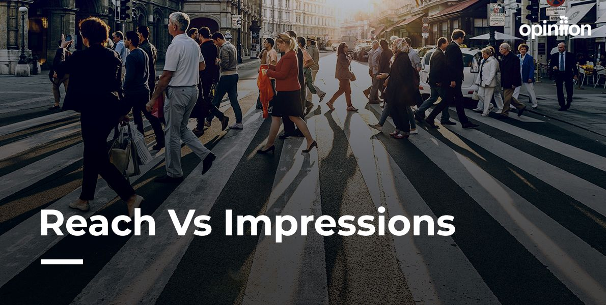 reach vs impression
