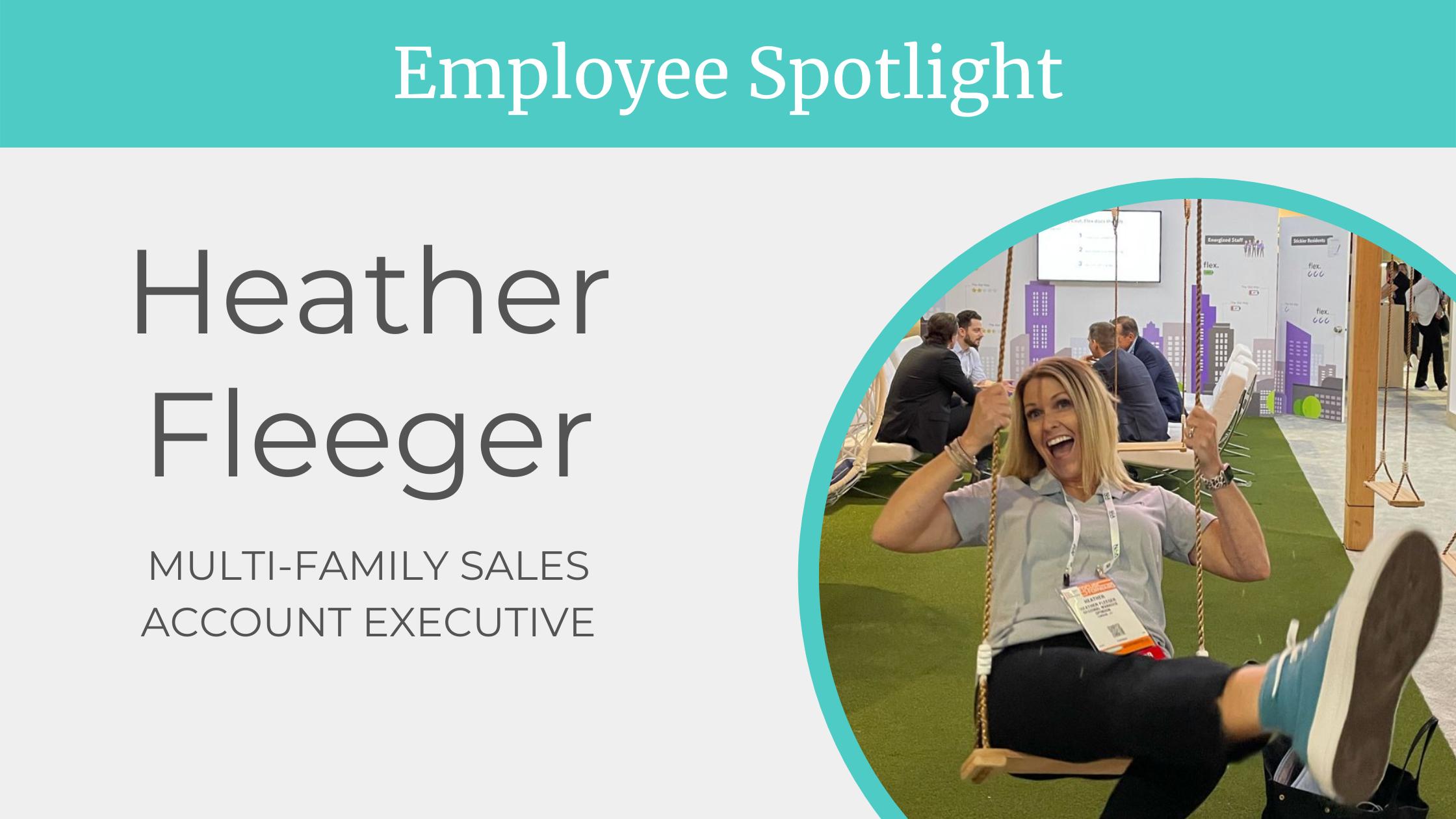 Heather Fleeger Employee Spotlight